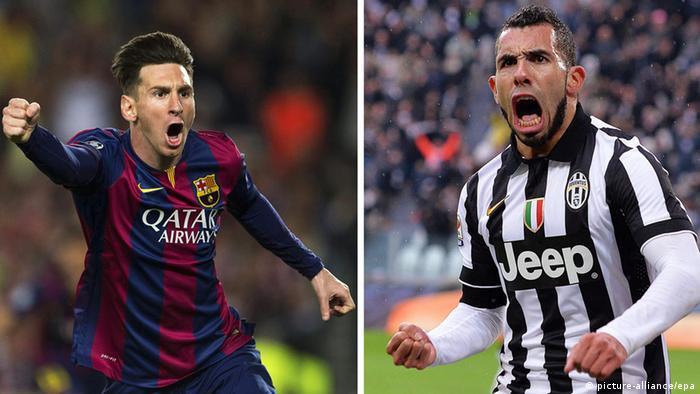 933e698eace2fb Barcelona e Juventus jogam para coroar temporada perfeita | Siga a ...