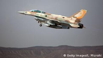 İsrail envanterindeki modernize edilmiş F-16'lar