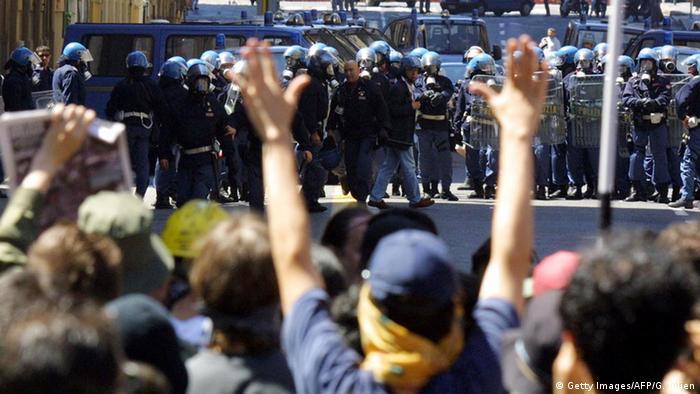 Наростання протесту