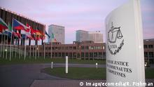 Bildnummer: 51762206 Datum: 17.03.2007 Copyright: imago/ecomedia/robert fishman Gebäude des Europäischen Gerichtshofs in Luxemburg, Landschaft; 2007, Luxemburg
