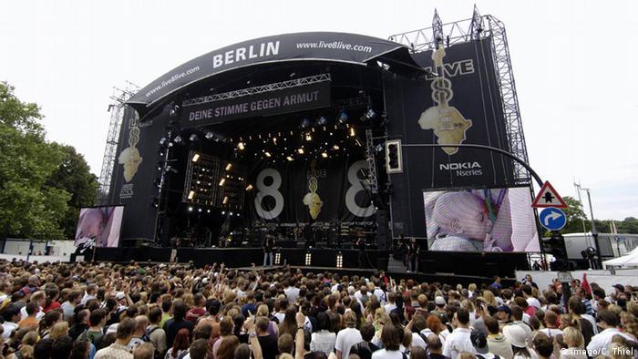 Концерт Live 8 в 2005 році