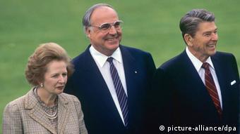 Bildergalerie Gipfeltreffen G6 G8 G7 Bonn 1985