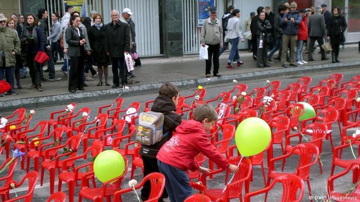 Obilježavanje 20. godišnjice opsade Sarajeva