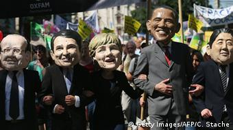 Anti-G7 Protests