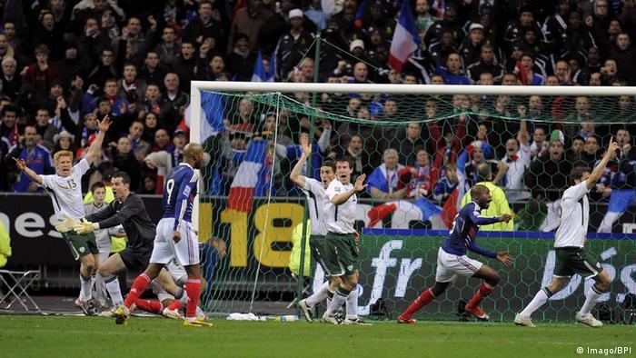 Ирландия против испании футбол