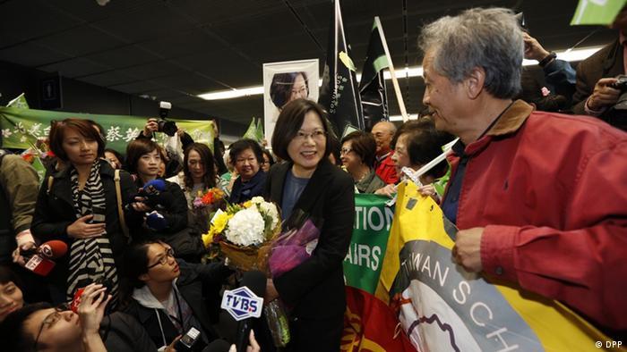 USA Tsai Ing-wen