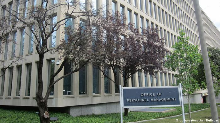 USA Office of Personnel Management in Washington
