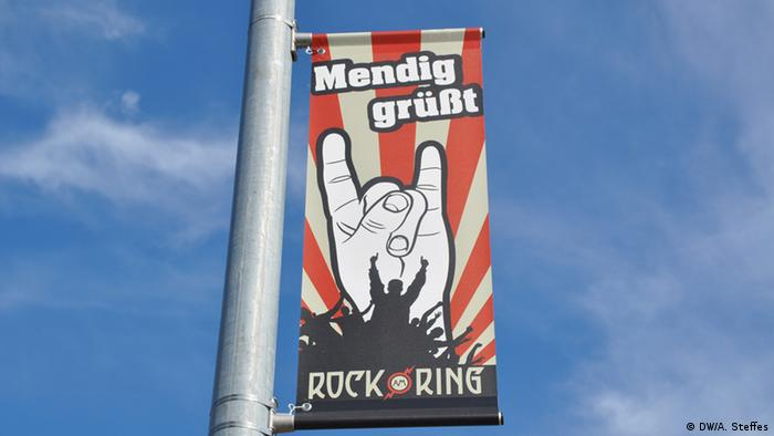 Deutschland Festival Rock am Ring 2015 in Mendig