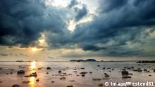 Sonnenuntergang im Südchinesischen Meer