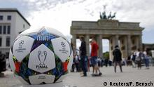 Champions League Finale in Berlin