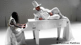 Music project Lindemann. Copyright: Matthias Matthies