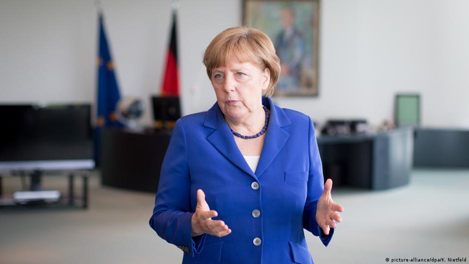 Ангела Меркел - комплексна личност