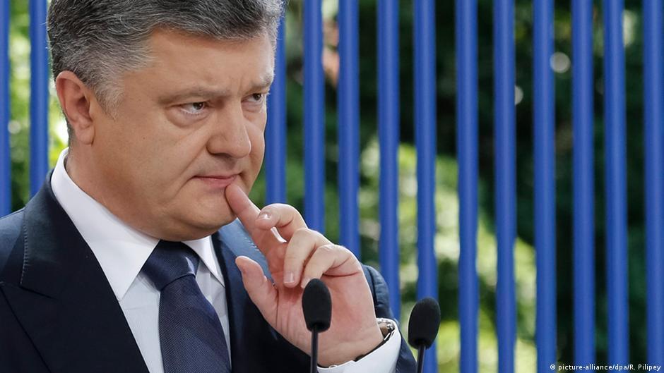 Порошенко распорядился не продлевать договор о дружбе с РФ