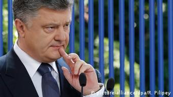 Президент Порошенко заперечує будь-який тиск на себе