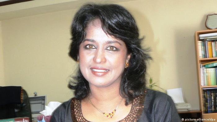 Mauritius - Neue Präsidentin Ameenah Gurib-Fakim
