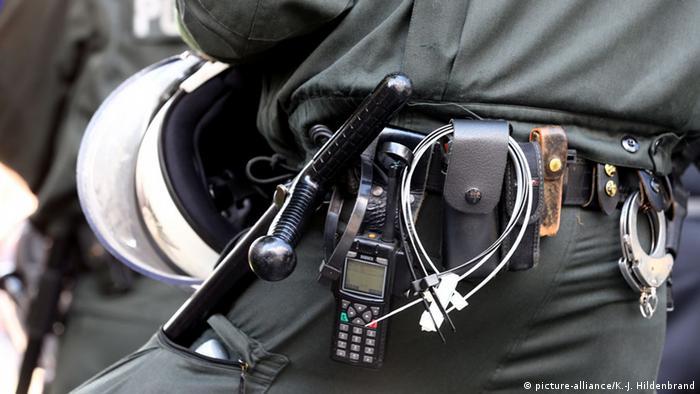 Deutschland G7-Gipfel 2015 Elmau Polizeiaufgebot Garmisch-Partenkirchen