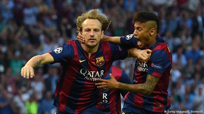 UEFA Champions League Finale Juventus vs. FC Barcelona Ivan Rakitic