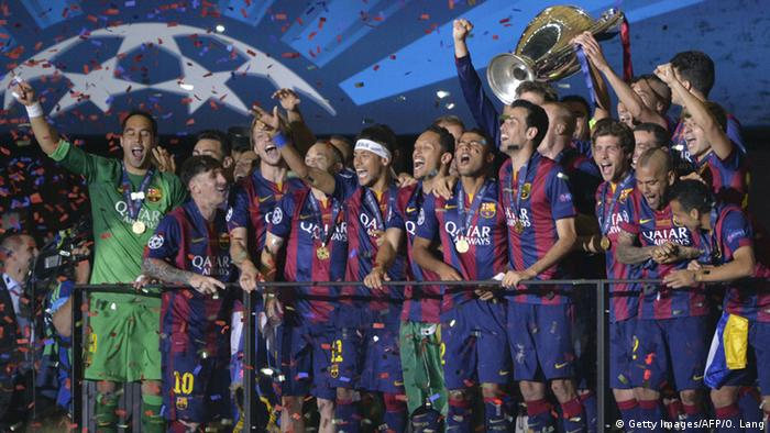 UEFA Champions League Finale Juventus vs. FC Barcelona