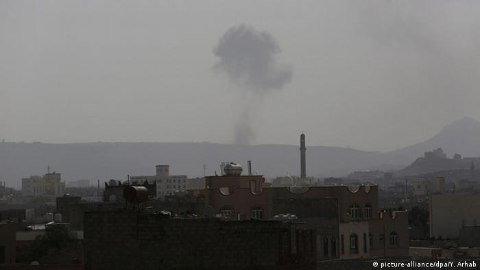 اليمن: ارتفاع قتلى قصف قاعة زفاف والتحالف ينفي مسؤوليته