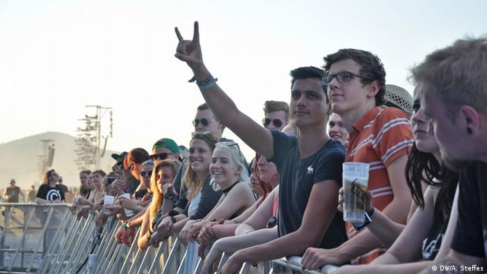 Rock am Ring in Mendig