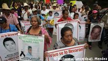 Mexiko Wahlen Boykott