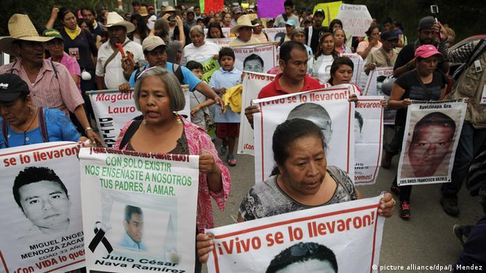 """""""En Mejico no hay democracia, hay una crisis humanitaria"""""""