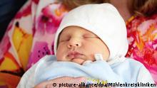 Mütterlich assistierter Kaiserschnitt