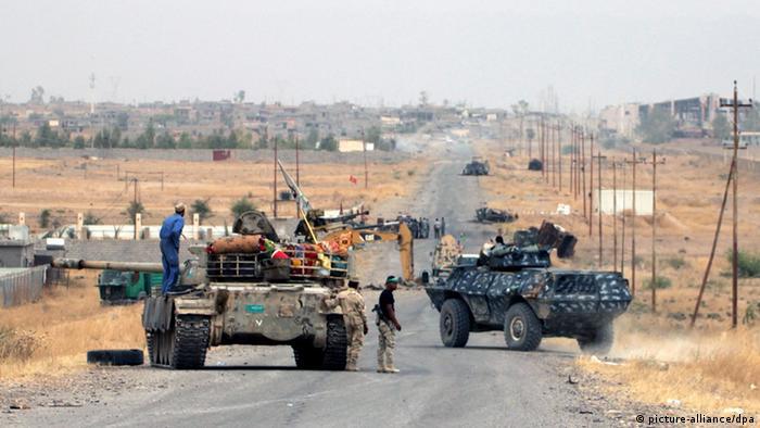 """مقتل العشرات من عناصر """"داعش"""" في عمليات للجيش العراقي"""