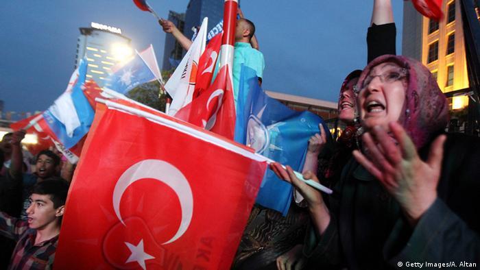 Türkei Parlamentswahl