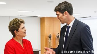 DW Interview: Dilma Rousseff