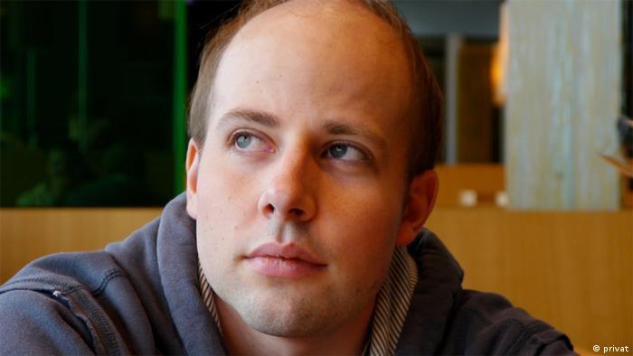 Julian Steinbach (Foto: Robert Steinbach)