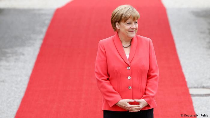 G7 Gipfel in Elmau Angela Merkel (Reuters/M. Rehle)