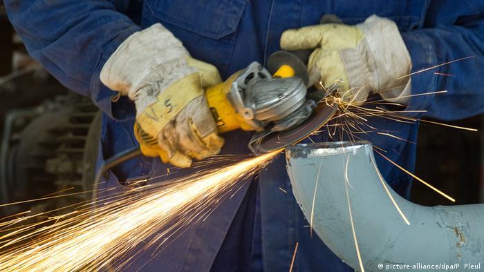 Работник металлургической промышленности