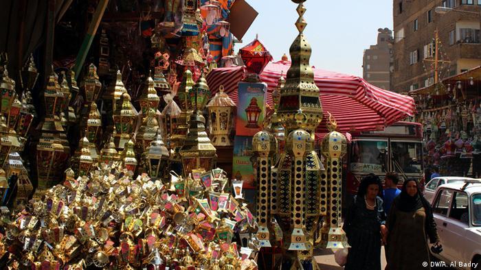 Ägypten Kairo Ramadan (DW/A. Al Badry)