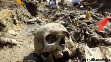 Bildergalerie Genozid Srebrenica