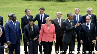 This week's G7 summit at Schloss Elmau included an Outreach Conference including African leaders