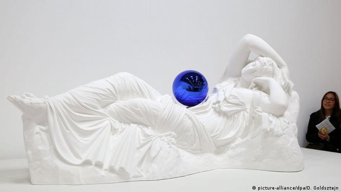 Bildergalerie Werke von Jeff Koons