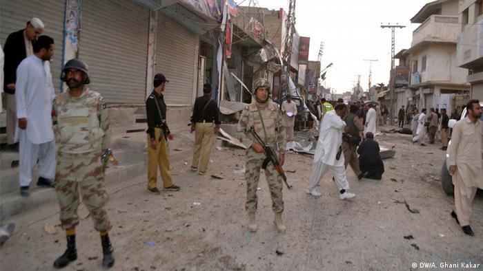 Pakistan Quetta Sekte Gewalt