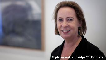 Ehemalige Kultur-Staatsministerin Christina Weiss