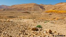 Negev Wüste in Israel (Colourbox)