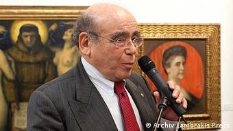 Griechischer Schriftsteller Thanassis Valtinos
