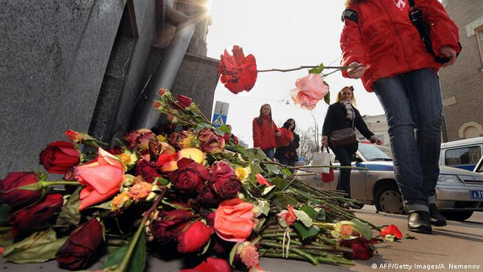 Bildergalerie Blumen der Revolution - Rosenrevolution Georgien