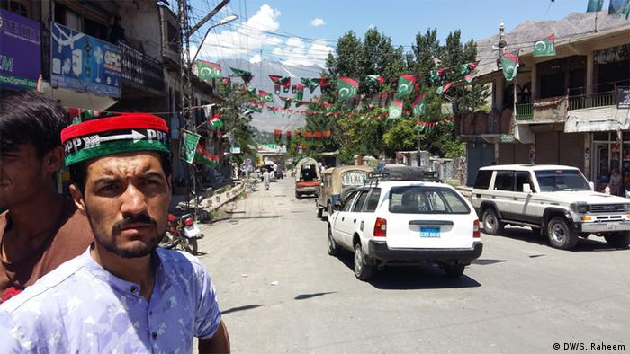 Pakistan Wahlen in Gilgit-Baltistan (Bildergalerie) (DW/S. Raheem)