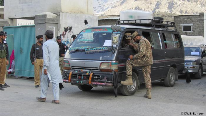 Local elections in Gilgit-Baltistan (Bildergalerie) (DW/S. Raheem)