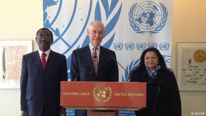 UN Commission of Inquiry into human rights abuses in Eritrea