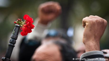 Bildergalerie Blumen der Revolution - Symbolbild