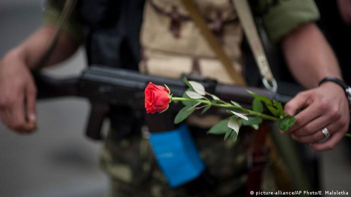 Bildergalerie Blumen der Revolution - Ukraine