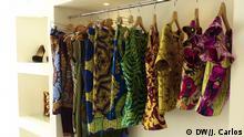 Bildergalerie Afrikanische Modedesigner in Portugal