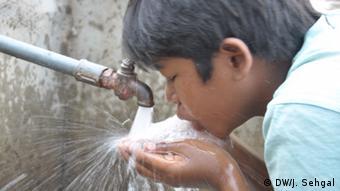Bildergalerie Indien Wasserknappheit
