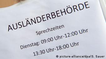 Symbolbild Studentenvisum für Deutschland